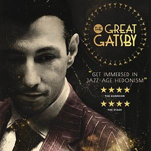 THE GREAT GATSBY - OFFER