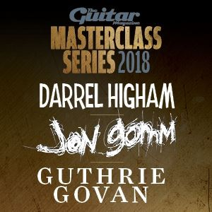 The Guitar Masterclass Series - Guthrie Govan