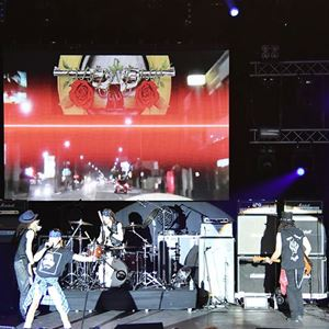 The Guns N Roses Experience + Planet Lizzey