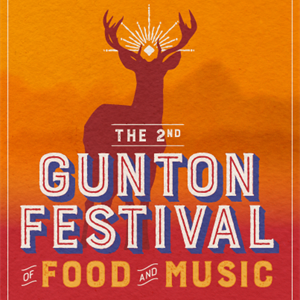 THE GUNTON FESTIVAL OF FOOD + MUSIC 2018