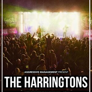 THE HARRINGTONS LIVE AT RECORD JUNKEE SHEFFIELD