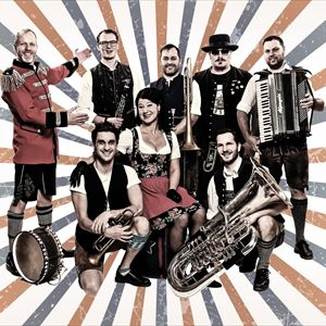 The Heimatdamisch - Bavarian Band