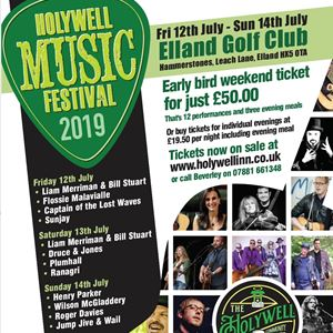 The Holywell Music Festival 2019