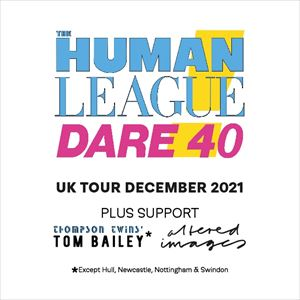 The Human League - Dare 40