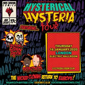 The Hysterical Hysteria Tour