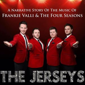 The Jersey Boys - Tribute to Franki Valli