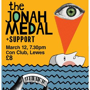 The Jonah Medal live at The Con Club