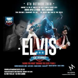 The Journey of Elvis