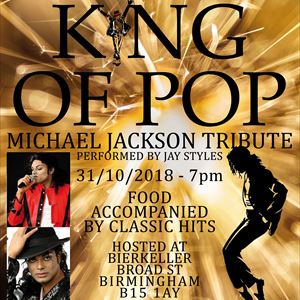 The King Of Pop Michael Jackson Tribute