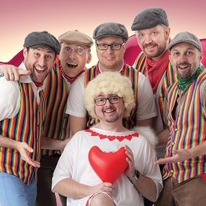 The Lancashire Hotpots: The Love Tour