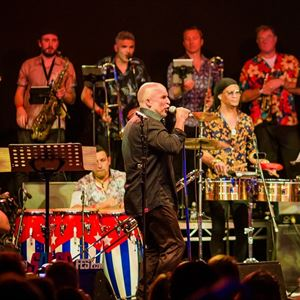 The Latin All Stars Orchestra
