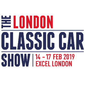 The London Classic Car Show 2019