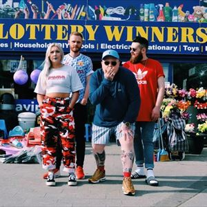 The Lottery Winners + Special Guests