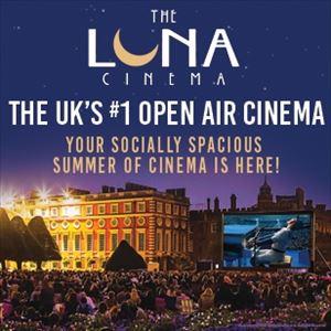 The Luna Cinema Presents: Rocketman