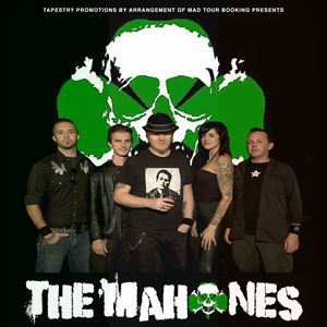 The Mahones - Manchester