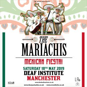 THE MARIACHI'S MEXICAN FIESTA!