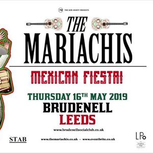 The Mariachis' Mexican Fiesta