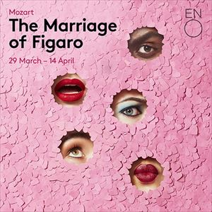 ENO presents The Marriage Of Figaro