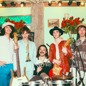 The Mauskovic Dance Band + Los Bitchos