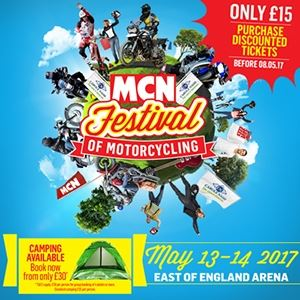 Carole Nash MCN Festival Of Motorcycling Camping