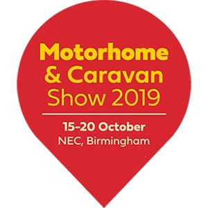 The Motorhome and Caravan Show 2019