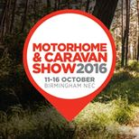 The Motorhome and Caravan Show 2016