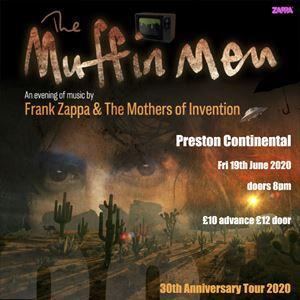 The Muffin Men - 30th Anniversary Tour