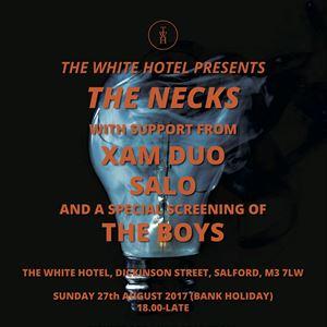 THE WHITE HOTEL Presents The Necks