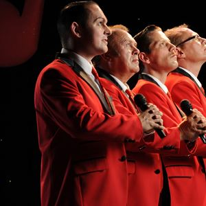 The New Jersey Boys - Oh, What A Night!