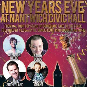 The New Years Eve Comedy Special