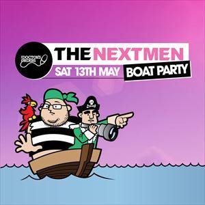 The Nextmen Boat Party