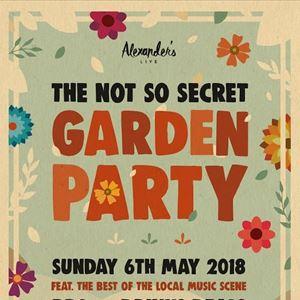 The Not So Secret Garden Party