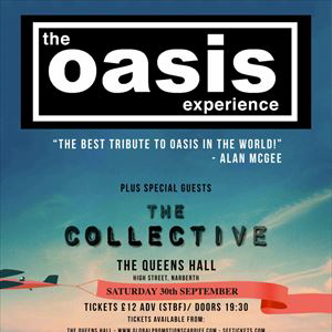 THE OASIS EXPERIENCE plus The Collective