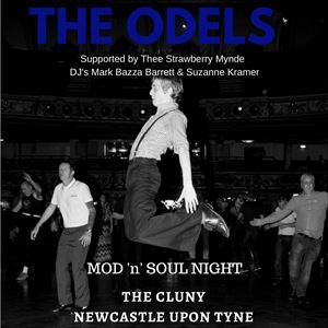 THE ODELS (FUNDRAISER FOR HELPING PETS NORTH EAST)