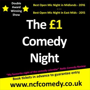 The One Pound Comedy Night