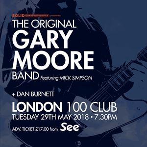 Tuesday Blues - The Original Gary Moore Band