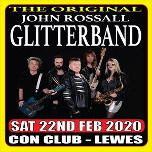 The original John Russell Glitter band