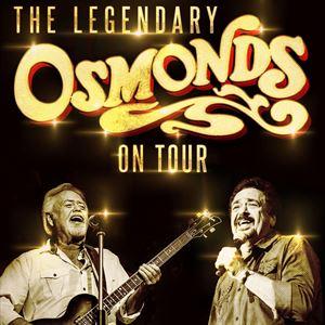 The Osmonds Rocking Christmas Tour