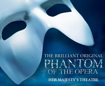 The Phantom Of The Opera & Mint Leaf Meal Offer