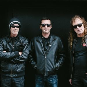 THE PHIL RUDD BAND