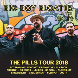Big Boy Bloater and the Limits, Norwich