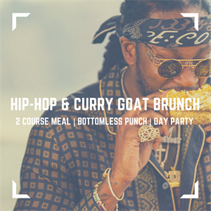The PlayGround - Hip-Hop & Curry Goat Day Party