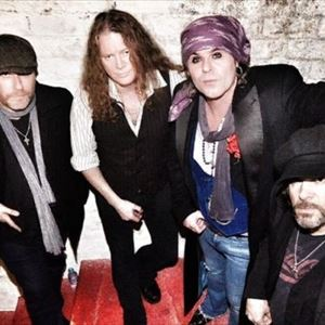 The Quireboys plus support