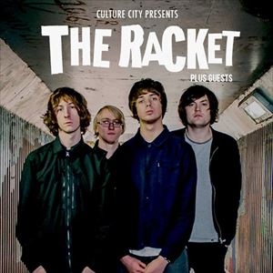 The Racket and guests live