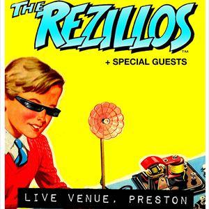 The Rezillos - 40th Anniversary CONCERT