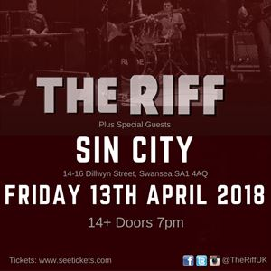 The Riff EP Launch