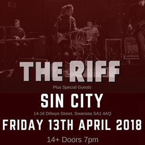 The Riff - Live