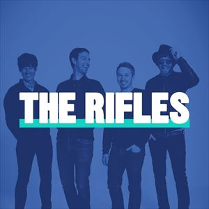 The Rifles 'By The Sea' Tour