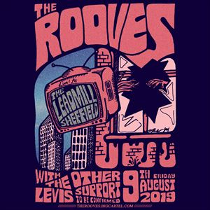 The Rooves plus The Levis