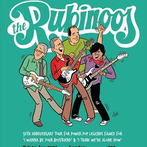 THE RUBINOOS - 50th anniversary